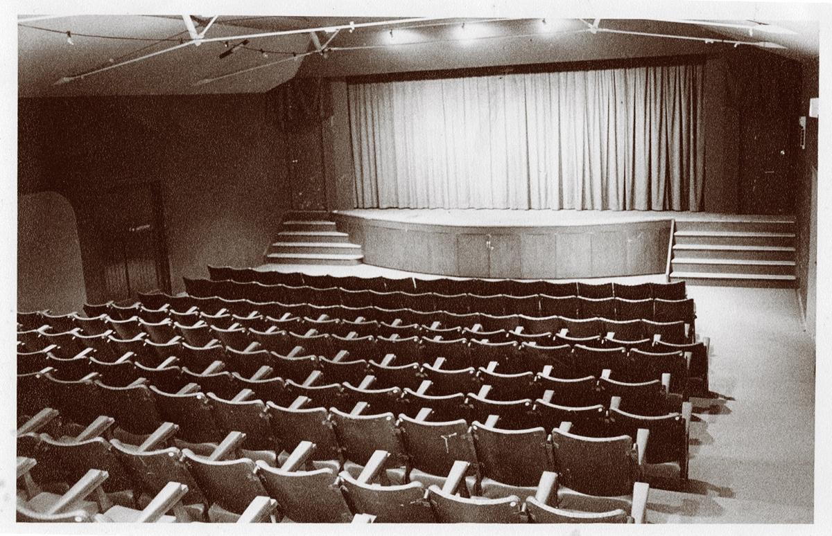 Auditorium circa 1960s
