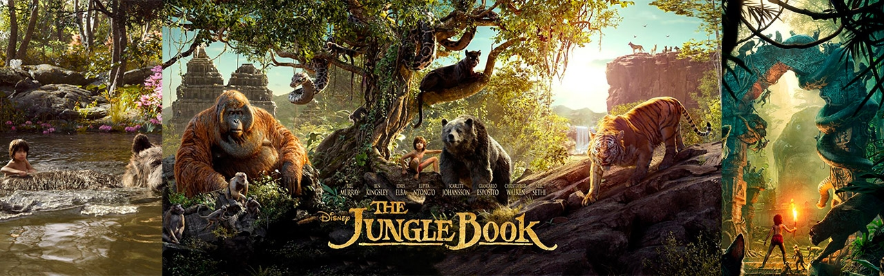 The Jungle Book At Glenbrook Cinema