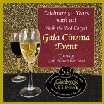 GALA CINEMA EVENT 27 Nov 2018