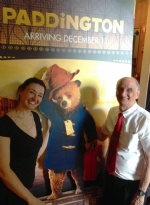Did you take your photo with our Paddington display?
