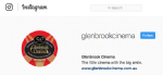 Glenbrook Cinema now on Instagram